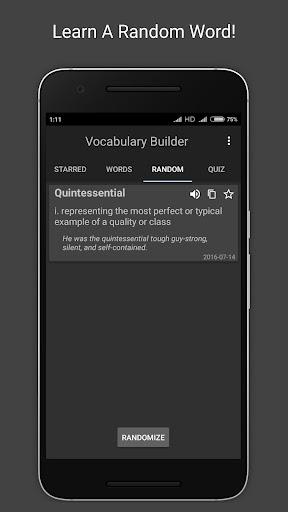 Vocabulary Builder for PC