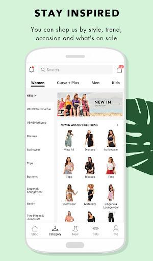 SHEIN-Fashion Shopping Online 7.1.4 screenshots 2