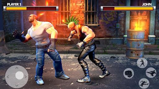 Code Triche street fighter 2020: jeux de combat gratuits 3d mod apk screenshots 2