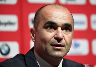 Roberto Martinez confirme un changement dans le onze de base face à Chypre