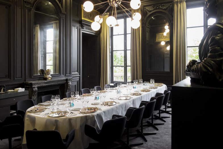 パリミシュランフランス版ギーサヴォア個室