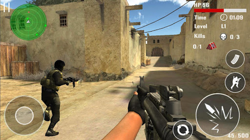 Counter Terrorist Shoot  captures d'écran 1
