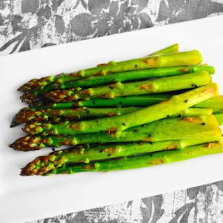 Asian Roasted Asparagus