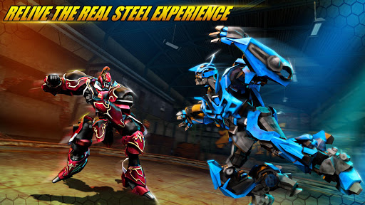 Robot Fighting Games: Real Transform Ring Fight 3D for PC