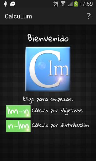 CalcuLum