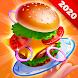 Cooking Frenzy: 料理大好き名人シェフのクッキングゲーム