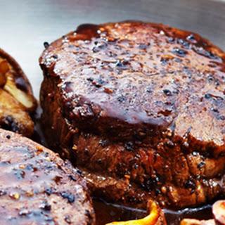 Steak Medallions with Mushroom Sauce Recipe