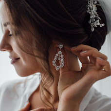Wedding photographer Anastasiya Tokmakova (antokmakova). Photo of 06.01.2018
