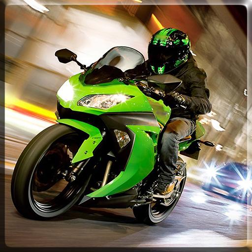 摩托车视频动态壁纸 個人化 App LOGO-APP開箱王