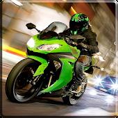 Motorbike Drift Live Wallpaper