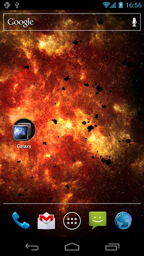 Inferno Galaxy screenshot 1