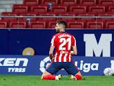 🎥 L'Atlético Madrid et Yannick Carrasco (buteur) arrachent la victoire face à Landry Dimata