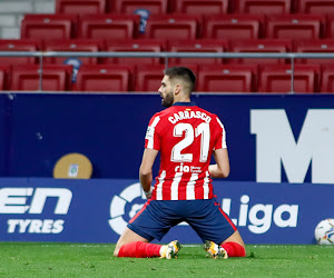 Yannick Carrasco de retour avec l'Atlético de Madrid ?