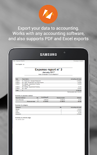 N2F - Expense Reports- screenshot thumbnail