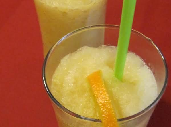 Orange Slush Recipe