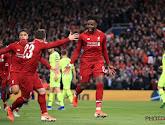 Zal Divock Origi zaterdag starten voor Liverpool in de finale van de Champions League?