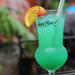 Fuzzy Leprechaun Cocktail.