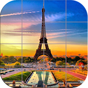 Tile Puzzle – France for PC and MAC