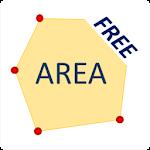 Map Area Measure Icon