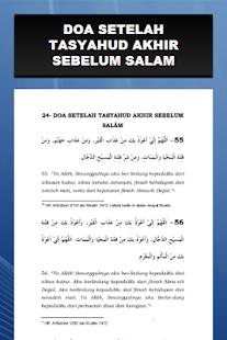 Doa dan Dzikir Sahih - náhled