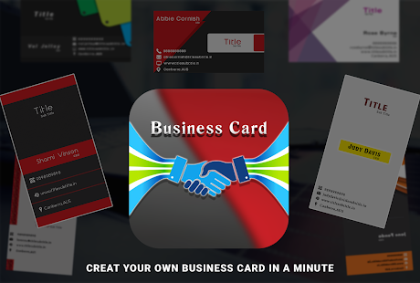 Business card maker apps on google play screenshot image colourmoves