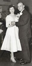 Photo: Mildred Tulman and Leonard Lesnitzer