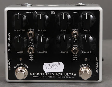 Darkglass Microtubes B7K Ultra USED - Good Condition