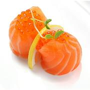 Salmon & Ikura Ship