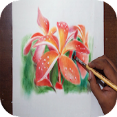 Learn to Draw a Flower