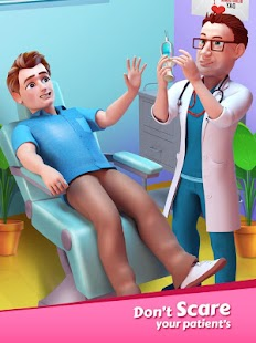 Blood Test Doctor Hospital : Injection Simulator