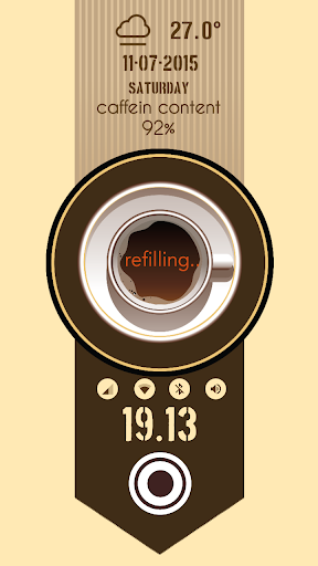 Cooffee Theme Total Launcher