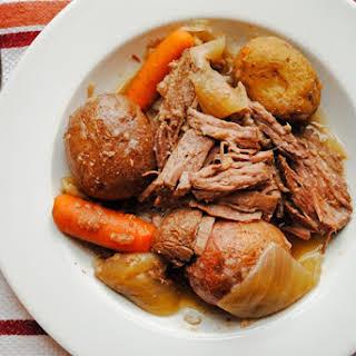 Crock Pot Pot Roast Beer Recipes.
