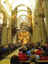 Photo: Messe des pelerins