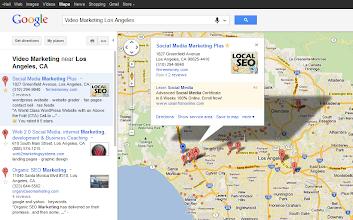 Photo: Video Marketing Los Angeles Google Maps