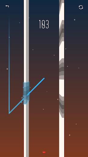 Flare Jump - Casual Infinite Runner 1.0.1 screenshots 3