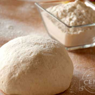Cento's Pizza Dough Ball.