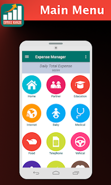 expense manager finance money manager androidアプリ applion