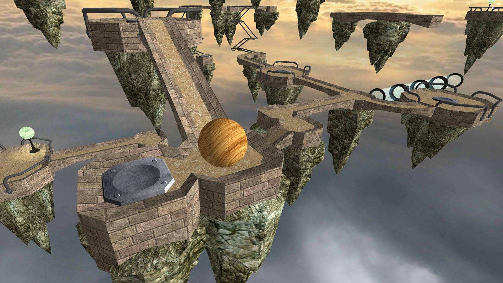 Balance 3D- screenshot