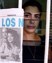 Photo: adriana perez, wife of cuban agent gerardo hernandez. Tracey Eaton photo