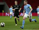 Kevin De Bruyne knalt Manchester City met heerlijke knal naar kwartfinale