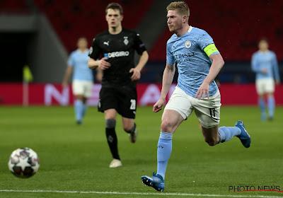 Ligue des Champions: les clés de la qualification de City selon Kevin De Bruyne