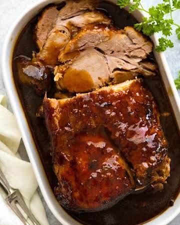 Slow Cooker Pork Loin Roast