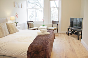 Oxford Gardens serviced apartments, Notting Hill