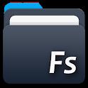 File Manager FS 📂 FileSpace storage No ad tracker icon