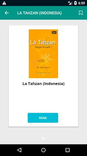 Ebook La Tahzan