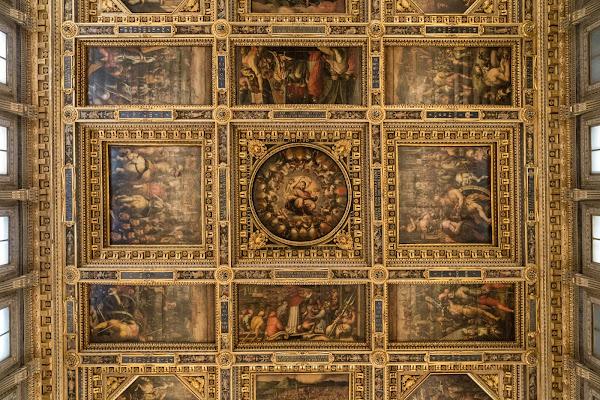 Salone Dei Cinquecento di Manuel G. Ph.