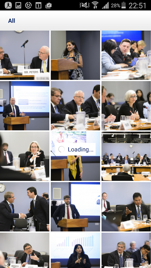 IMF/World Bank Annual Meetings- screenshot