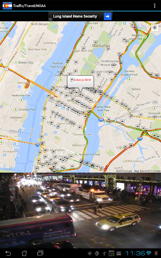 NYC Traffic Cameras hack tool