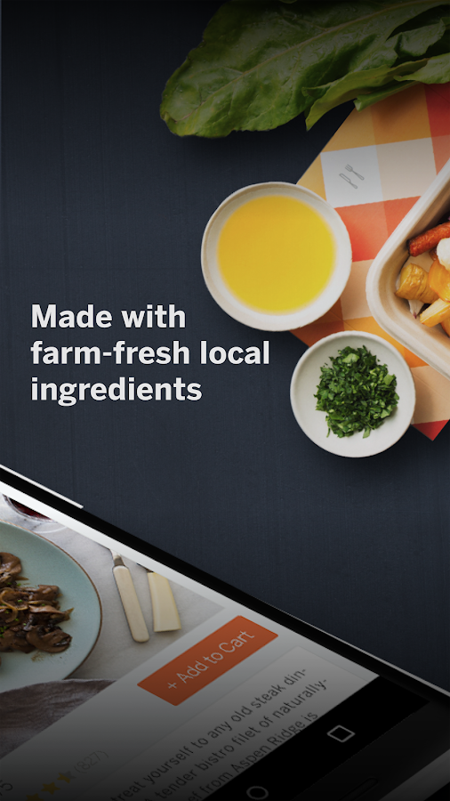Munchery: Chef Crafted Fresh Food Delivered- screenshot