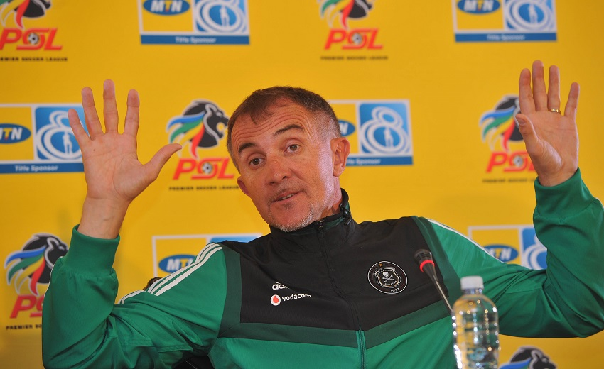 Ex-Pirates coach Milutin Sredojevic says he is 'relieved' to
